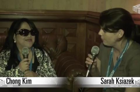 Chong Kim Interview for Eden Film SXSW